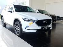 Bán ô tô Mazda CX 5 2.5 2WD 2018, màu trắng, có xe giao ngay, hỗ trợ 90% vay ngân hàng. Lh 0931886936 Thịnh Mazda