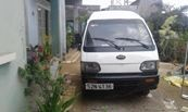 Cần bán Asia Towner đời 1996, màu trắng, xe nhập