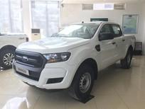 Bán Ford Ranger XL 2018, màu trắng, nhập khẩu nguyên chiếc