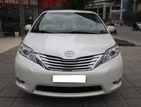 Cần bán gấp Toyota Sienna 2012, màu trắng, nhập khẩu chính hãng