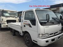 Cần bán xe tải Thaco Kia K165S tải 2,4 tấn đầy đủ các loại thùng liên hệ 0984694366, hỗ trợ trả góp