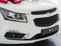 Cần bán xe Chevrolet Cruze LT 2017, màu trắng, giá chỉ 589 triệu