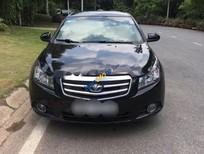 Cần bán gấp Daewoo Lacetti SE 2011, màu đen, nhập khẩu số sàn