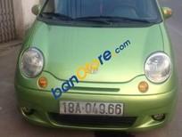 Chính chủ cần bán xe Daewoo Matiz SE đời 2007, màu xanh lục