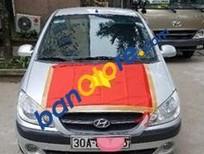 Gia đình cần bán Hyundai Click W 1.4 AT 2008, đăng kí 11/2009, nguyên bản