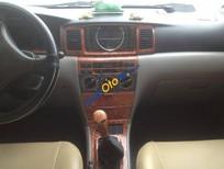 Bán ô tô Toyota Corolla năm sản xuất 2003, màu đen, giá 195tr