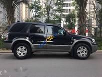 Bán ô tô Ford Escape XLT năm sản xuất 2005, màu đen, giá 218tr