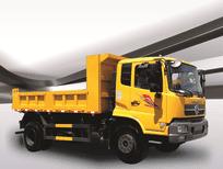 Bán Dongfeng 8T đời 2017, màu vàng, nhập khẩu