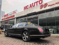 Bán ô tô Bentley Mulsanne Speed đời 2016, màu nâu, xe nhập