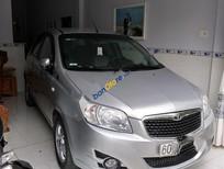 Bán Daewoo GentraX CDX 1.6 AT 2009, màu bạc, xe nhập