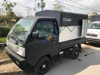 Suzuki Super Carry Truck 2018 màu trắng, khuyến mãi thuế trước bạ, hỗ trợ trả góp 80%. Liên hệ: 0983.489.598