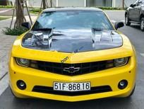 Cần bán gấp Chevrolet Camaro sản xuất 2011, màu vàng, xe nhập