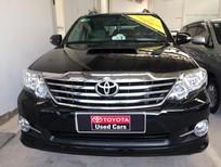 Bán xe Toyota Fortuner 2.5G 2016, màu đen