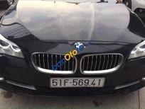 Bán BMW 5 Series 520i sản xuất 2015, màu đen chính chủ
