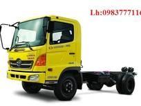 Bán xe tải Hino FL 3 chân, 3 giò, xe Hino FL 14 tấn 15 tấn, thùng dài 9,2 m,
