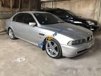 Bán ô tô BMW 5 Series 528i 2002, màu bạc