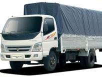Bán xe tải Ollin 500B, xe tải Thaco 5 tấn tại Hải Phòng, hỗ trợ trả góp lãi xuất ưu đãi