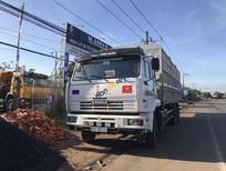 Bán tải thùng Kamaz 65117 thùng (7,8m) đời 2015, Kamaz cũ 2015 thùng 7,8m