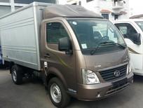 Bán trả góp xe tải Tata 990kg máy dầu, máy xăng giá gốc nhà máy