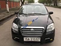 Bán Daewoo Gentra sản xuất 2007, màu đen số sàn, giá chỉ 158 triệu