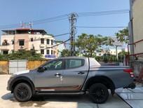 Cần bán xe Mitsubishi Triton sản xuất 2018, màu xám, xe nhập