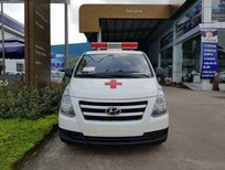 Hyundai Starex cứu thương mới 2018, khuyến mãi lớn, giá cả cạnh tranh, uy tín hàng đầu