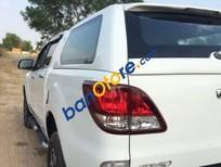 Bán xe Mazda BT 50 3.2 2016, màu trắng, nhập khẩu
