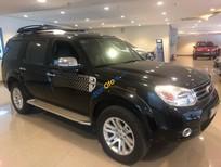 Bán Ford Everest 2.5L Limited sản xuất 2013, màu đen, giá 639tr