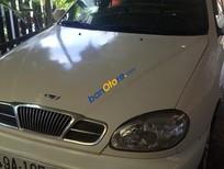 Bán Daewoo Lanos sản xuất năm 2001, màu trắng, nhập khẩu nguyên chiếc, 75 triệu