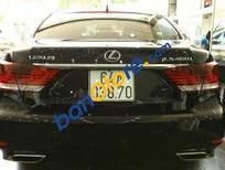 Cần bán Lexus LS 460l đời 2016, màu đen, xe nhập