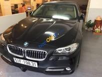 Bán BMW 5 Series 520i năm sản xuất 2016, màu đen, xe nhập