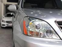 Bán ô tô Lexus GX 470 năm 2007, màu bạc, nhập khẩu