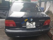 Bán BMW 5 Series 528i đời 1996, màu xám, nhập khẩu nguyên chiếc, xe gia đình