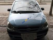 Bán Hyundai Click 1.4 AT 2008, màu xanh lam