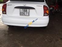 Bán xe Daewoo Lanos sản xuất 2002, màu trắng, nhập khẩu