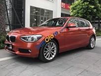 Bán BMW 1 Series 116i 2014, màu đỏ ít sử dụng, giá cạnh tranh