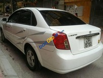 Bán xe Daewoo Lacetti EX 2004, màu trắng, giá 145tr
