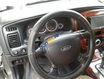 Bán xe Ford Escape 2.3 đời 2013, màu bạc chính chủ, giá 515tr