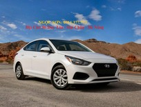 Cần bán xe Hyundai Accent mới 2018, màu bạc, góp 90%xe,LH Ngọc Sơn: 0911.377.773