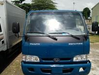 Xe tải trọng 2.4 tấn vào thành phố Thaco Kia K165S