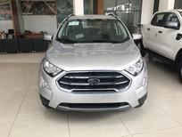 Ford Ecosport 2018 tặng phụ kiện 7 món, vay 90%
