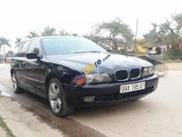 Bán BMW 5 Series 528i đời 1997, màu đen