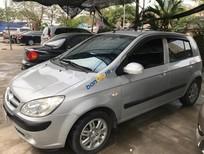 Cần bán gấp Hyundai Click sản xuất năm 2008, màu bạc, nhập khẩu số tự động, giá chỉ 235 triệu