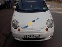 Cần bán lại xe Daewoo Matiz SE sản xuất 2007, màu trắng, giá cạnh tranh