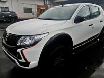 Bán ô tô Mitsubishi Triton Athtele AT 4x2, màu trắng, nhập khẩu, có bán trả góp liên hệ 0906.884.030