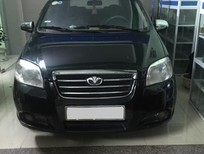 Cần bán xe Daewoo Gentra SX đời 2008 bản 1.6MT, màu đen, giá chỉ 175 triệu