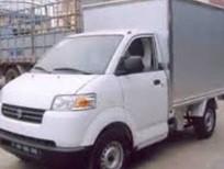 Bán xe SUZUKI 750kg Xe 7 tạ xe tải suzuki thùng lửng thùng kín mui bạt