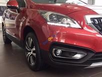 Cần bán xe Peugeot 3008 1.6 AT FL đời 2018, màu đỏ
