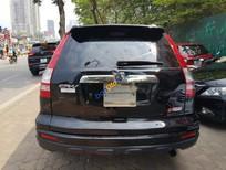 Bán Honda CR V 2.0 đời 2011, màu đen, xe nhập