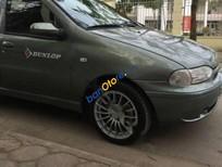 Cần bán gấp Fiat Siena ELX 1.3 năm 2003, màu xám xe gia đình, giá 74tr